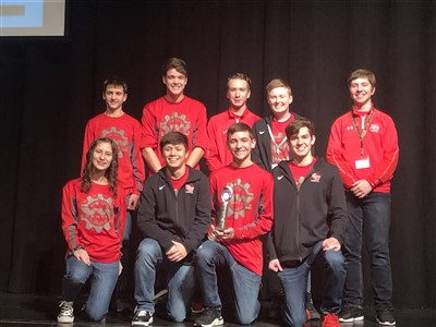 VWHS Robotics Team 5501